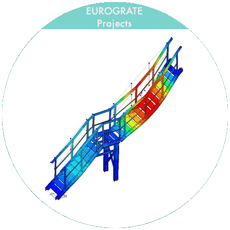 construction of stairways with stair treads and stair tread covers