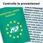 Eurograte Grating Made in Italy Industrial Passport