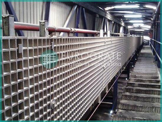 recinzioni industriali per il settore minerario