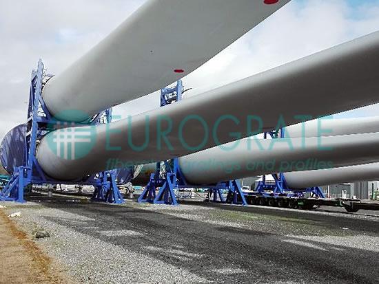 strutture autoportanti per il supporto delle pale eoliche