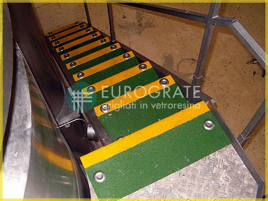 Copri gradini per la sicurezza delle scale interne