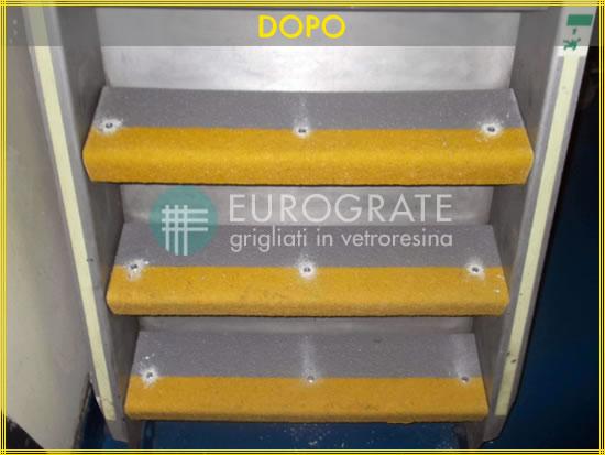Dopo il risultato con i coprigradini di Eurograte