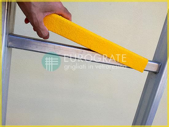 La facilità dell'installazione dei copri pioli