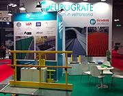 Eurograte Grigliati alla fiera EXPO Ferroviaria