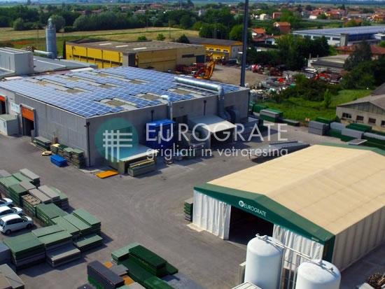 fabbricazione recinzioni industriali con sede in Italia