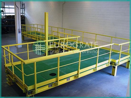 progettazione di prodotti in vetroresina in base alle specifiche tecniche del cliente