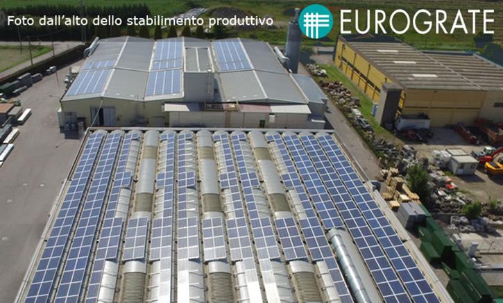 Eurograte Grigliati Sostenibilità dei Prodotti PRFV