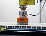 Resistenza meccanica del grigliato al centro